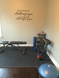 workout wall